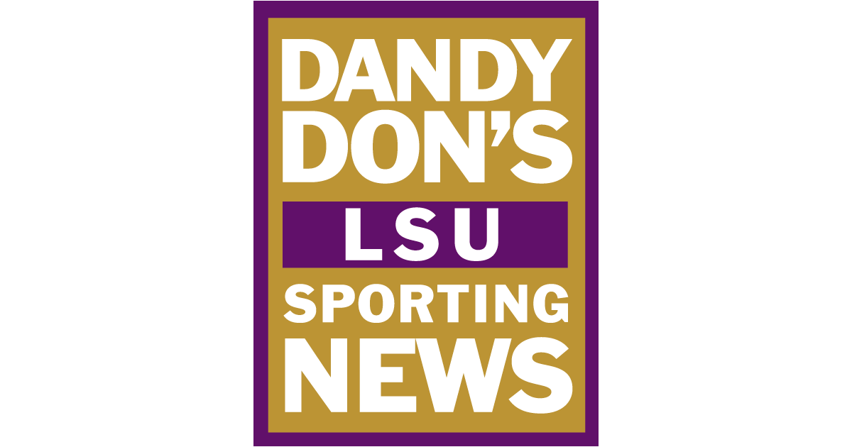 Dandy Don's LSU Sporting News